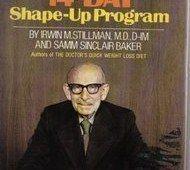 La dieta de Irwin Stillman, mortal en potencia
