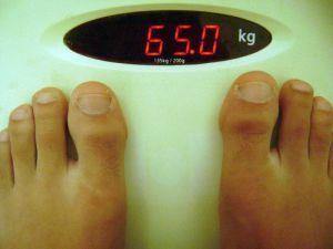 Quiero perder peso