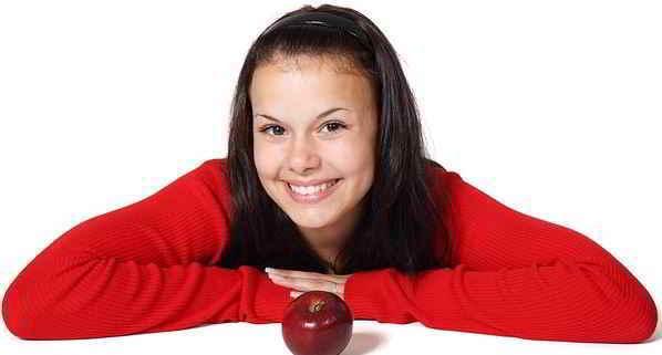 perder peso con la dieta de la manzana