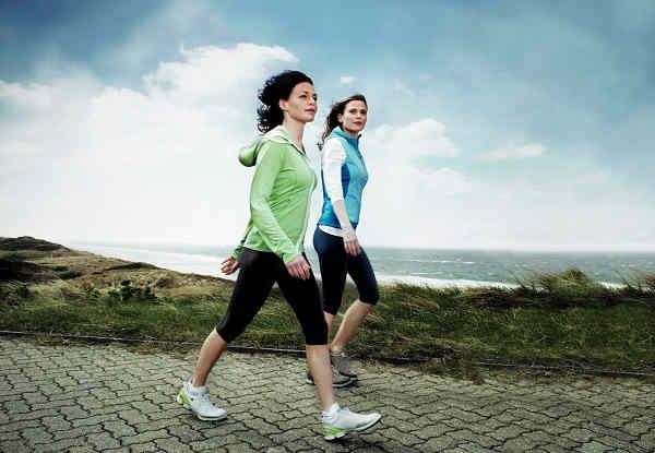Los beneficios de caminar para adelgazar