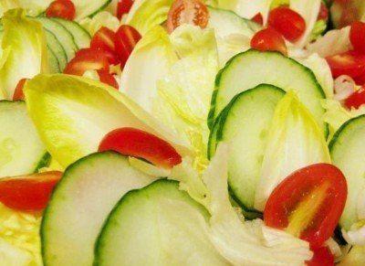 dieta perder peso ensaladas
