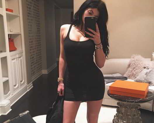 Kylie Jenner dietas