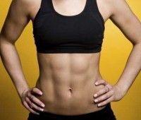 Adelgazar abdomen en una semana