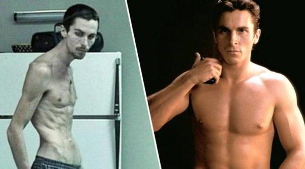 Dieta de Christian Bale para Batman Begins