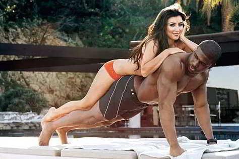 Kim Kardashian su dieta