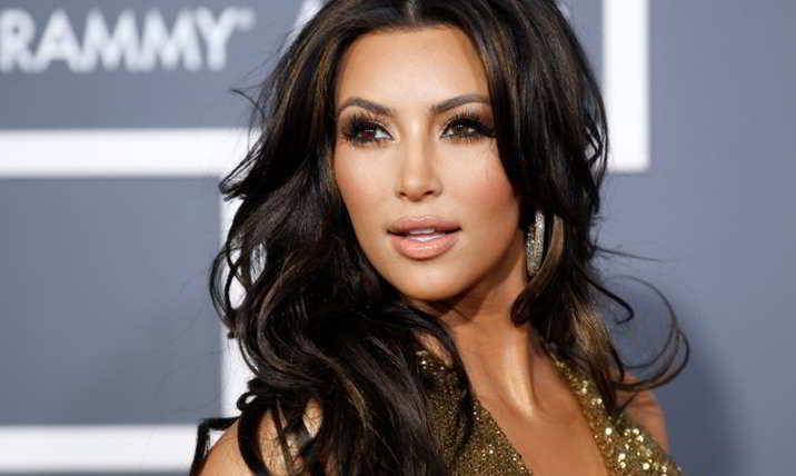 Kim Kardashian dietas