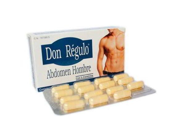 don regulo abdomen hombre