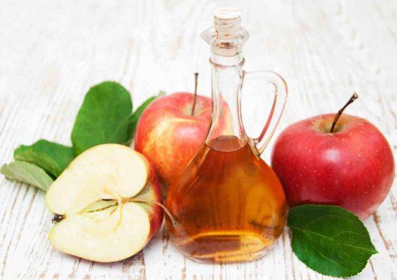propiedades del vinagre de manzana para bajar de peso