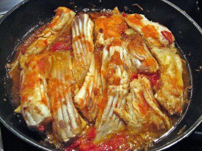 Raya, filete y trucha, recetas sanas para adelgazar