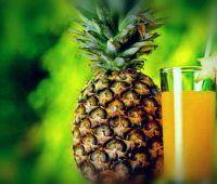 La dieta de la piña régimen de fruta y verduras