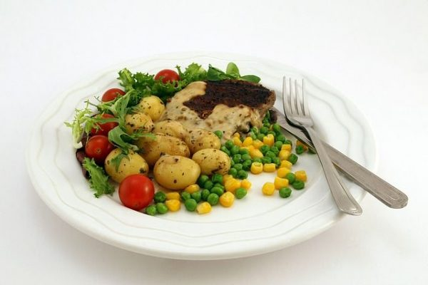 Guisantes y Judias recetas caseras para bajar de peso