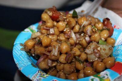 Garbanzos y guisantes, recetas caseras para bajar de peso