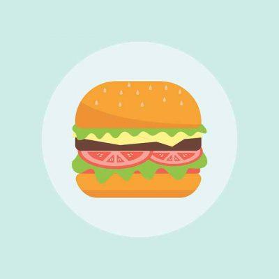 Comida basura que puede crear carencias alimenticias