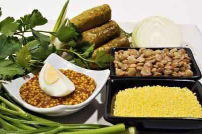 Judias y lentejas, recetas sanas para adelgazar