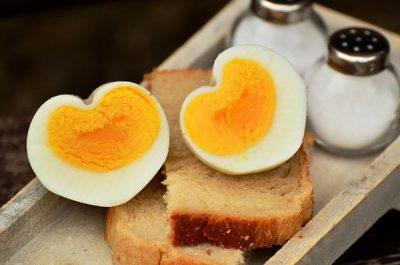 Sopas y huevos, recetas sanas para perder peso