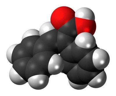 Dibujo de los ácidos grasos