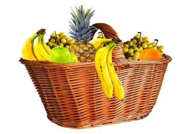 El potasio se encuentra en muchos alimentos, sobre todo en las frutas