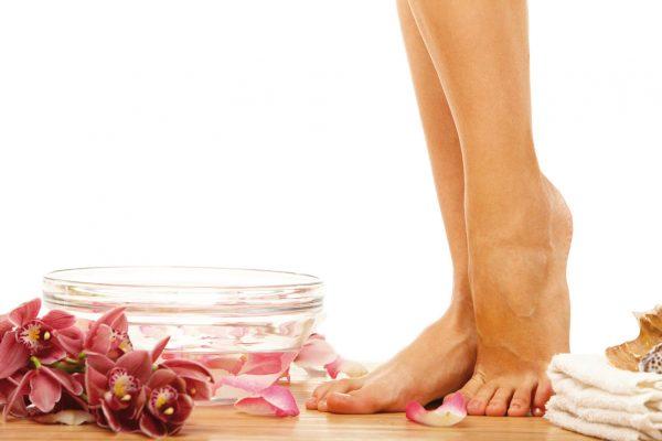 Tratamientos caseros para los pies cansados