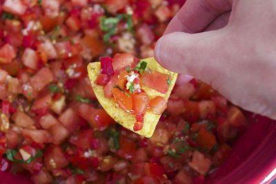 Salsas, recetas sanas para perder peso