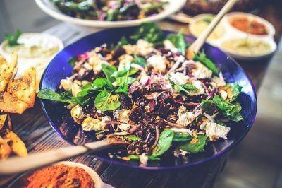 Espinacas recetas sanas para perder peso