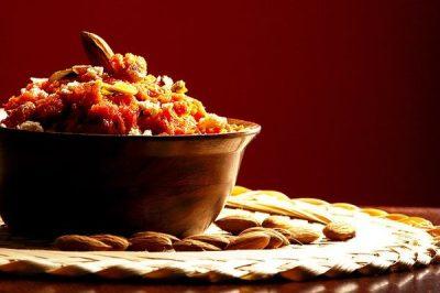 Zanahorias y salsa de cebolla, recetas caseras para bajar de peso