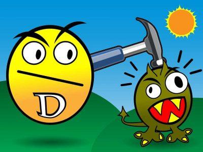 Dibujo de vitamina D
