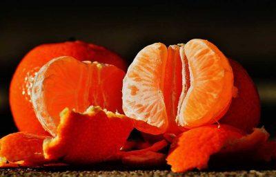 La vitamina A puede ser encontrada en las naranjas
