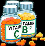 Las vitaminas son esenciales para la salud