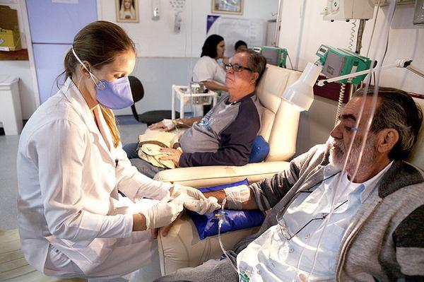 Hablemos de la quimioterapia y penicilina