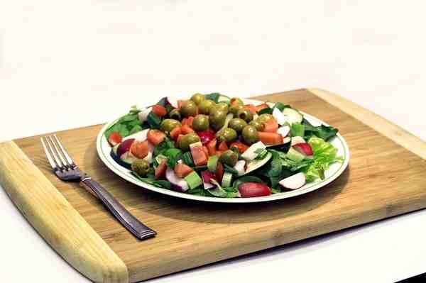 Cocina con menos aceites vegetales