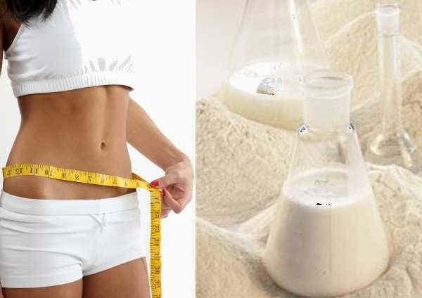 Dieta de la leche para quemar grasa