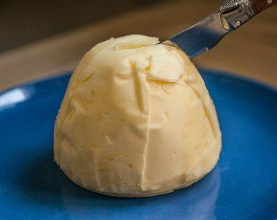 Propiedades de la mantequilla