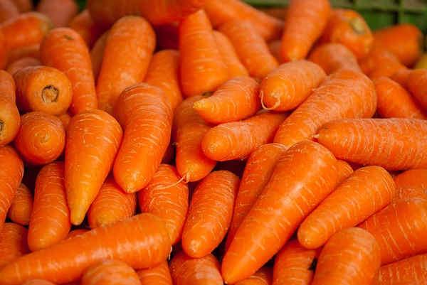 Propiedades de las setas, zanahoria y dulce miel