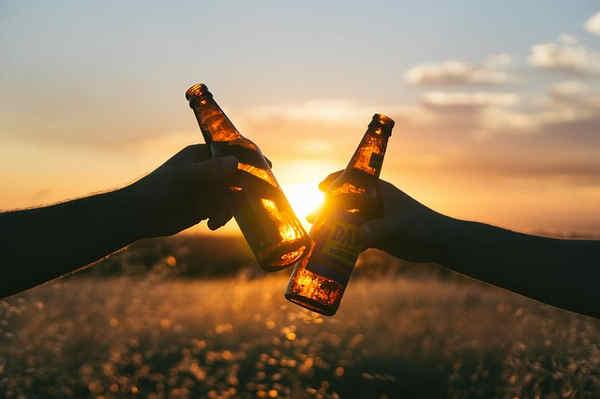 Propiedades de la cerveza y el whisky