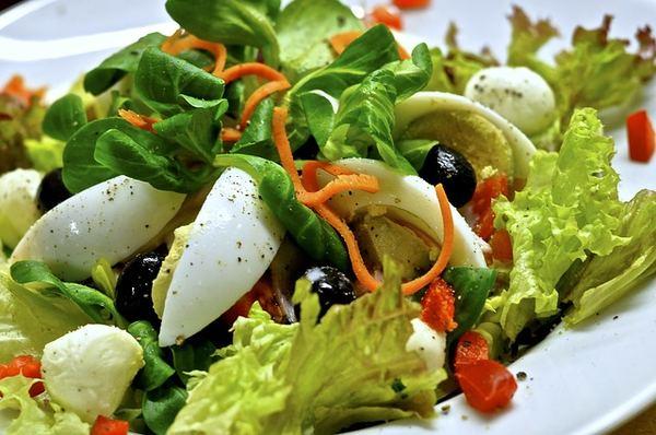 Propiedades de la lechuga, espinaca, alcachofa, tomate, berenjenas e hinojo