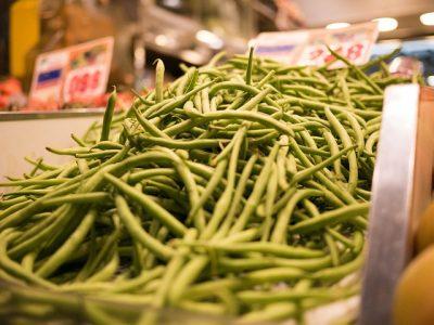 Propiedades de las habichuelas, hinojo, judías verdes, lechuga y melón