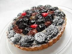 El kuzu sirve como complemento para pasteles