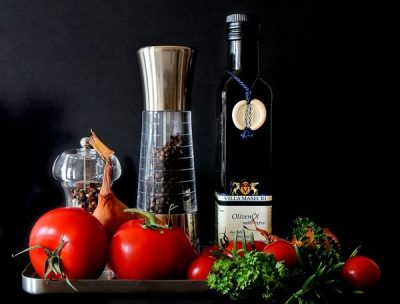 Los aceites alimenticios