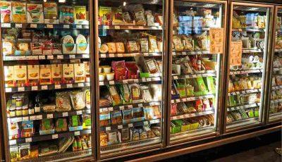 Los productos congelados no son sanos