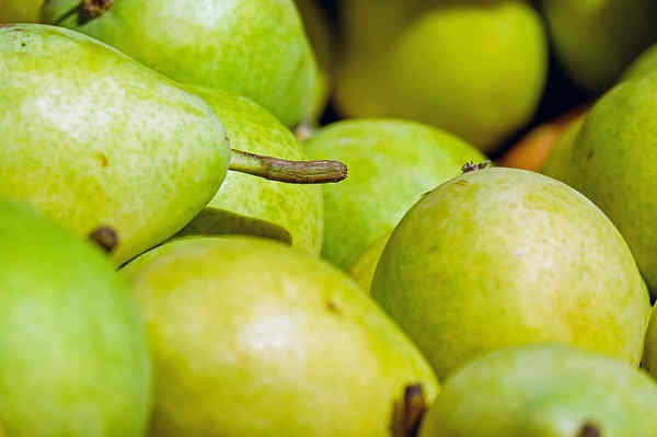 Propiedades de la manzana y la pera