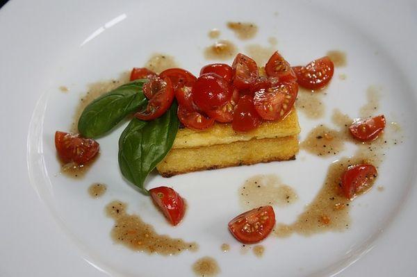 Propiedades de la polenta y los dulces