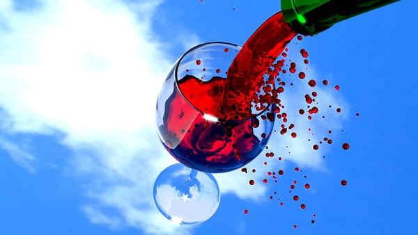 Propiedades del vino y el vinagre