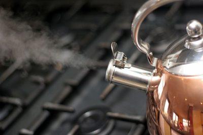 Hervir al vapor se lleva parte de los elementos del mismo