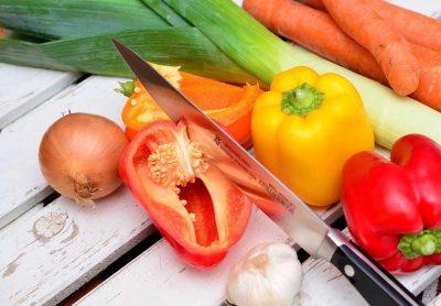 Es importante comer muchos vegetales
