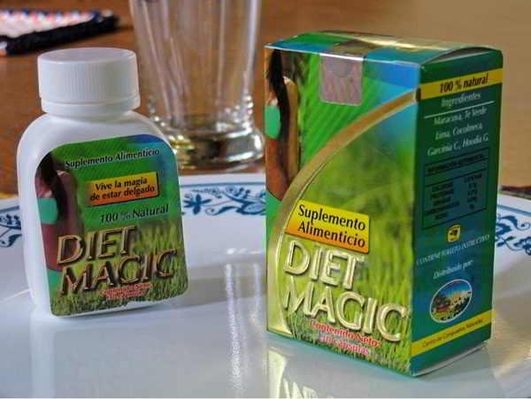Diet-magic pastillas para adelgazar