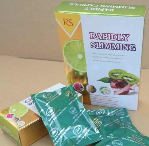 Rapidly Slimming efectos secundarios