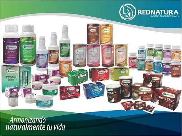 Rednatura, productos de belleza y salud