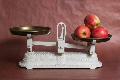 El control de peso es muy importante para los obesos