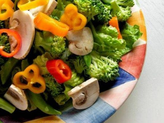 La Dieta Vegetariana y El Cáncer