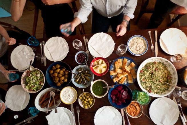 Relación entre La Cultura y Los Alimentos